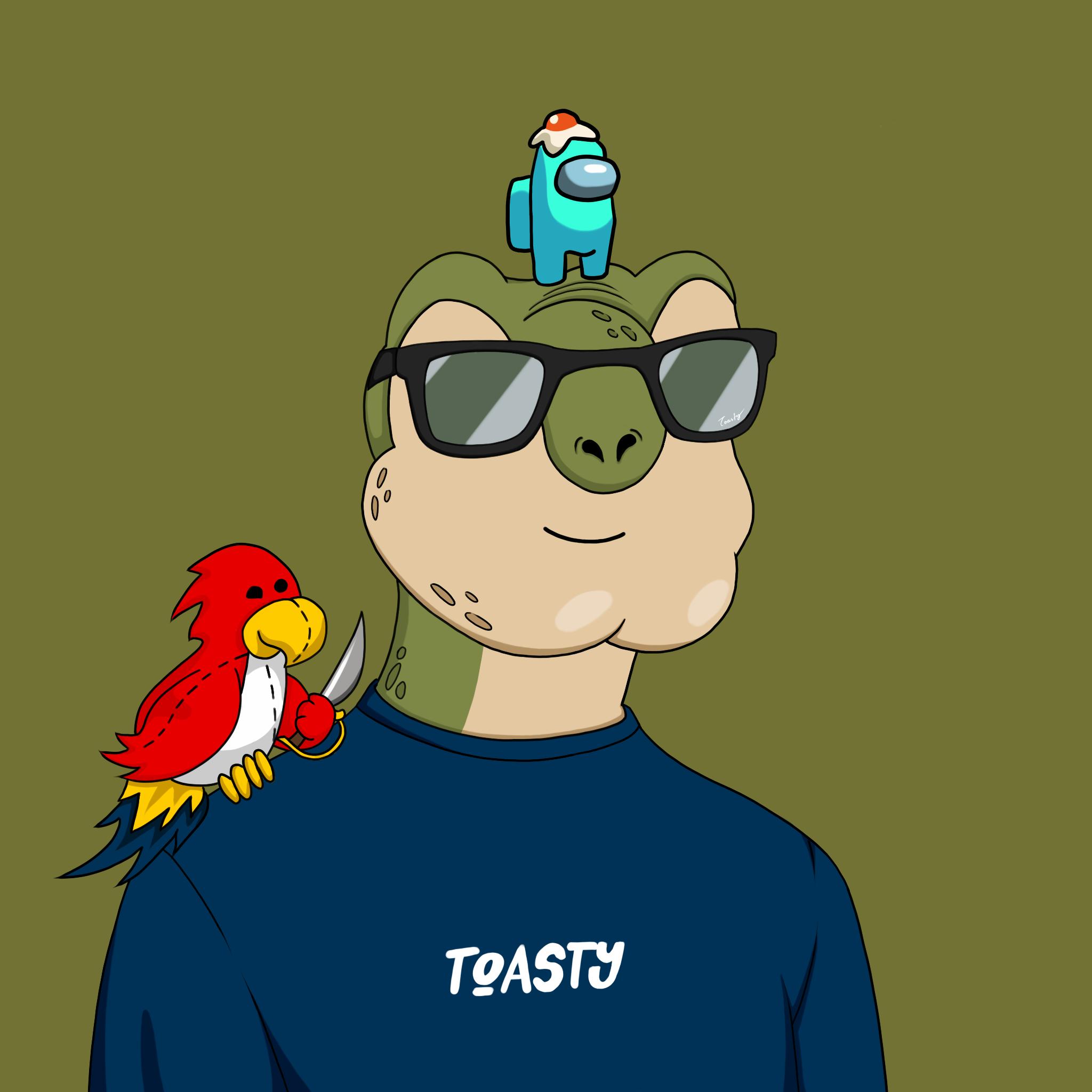 Toasy Turts #3337